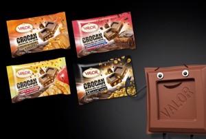 HV Producciones | Patrocinio televisión chocolate Crocan