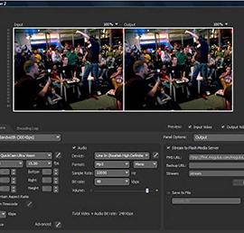 HV Produciones_Valencia_Emisión Streaming Web