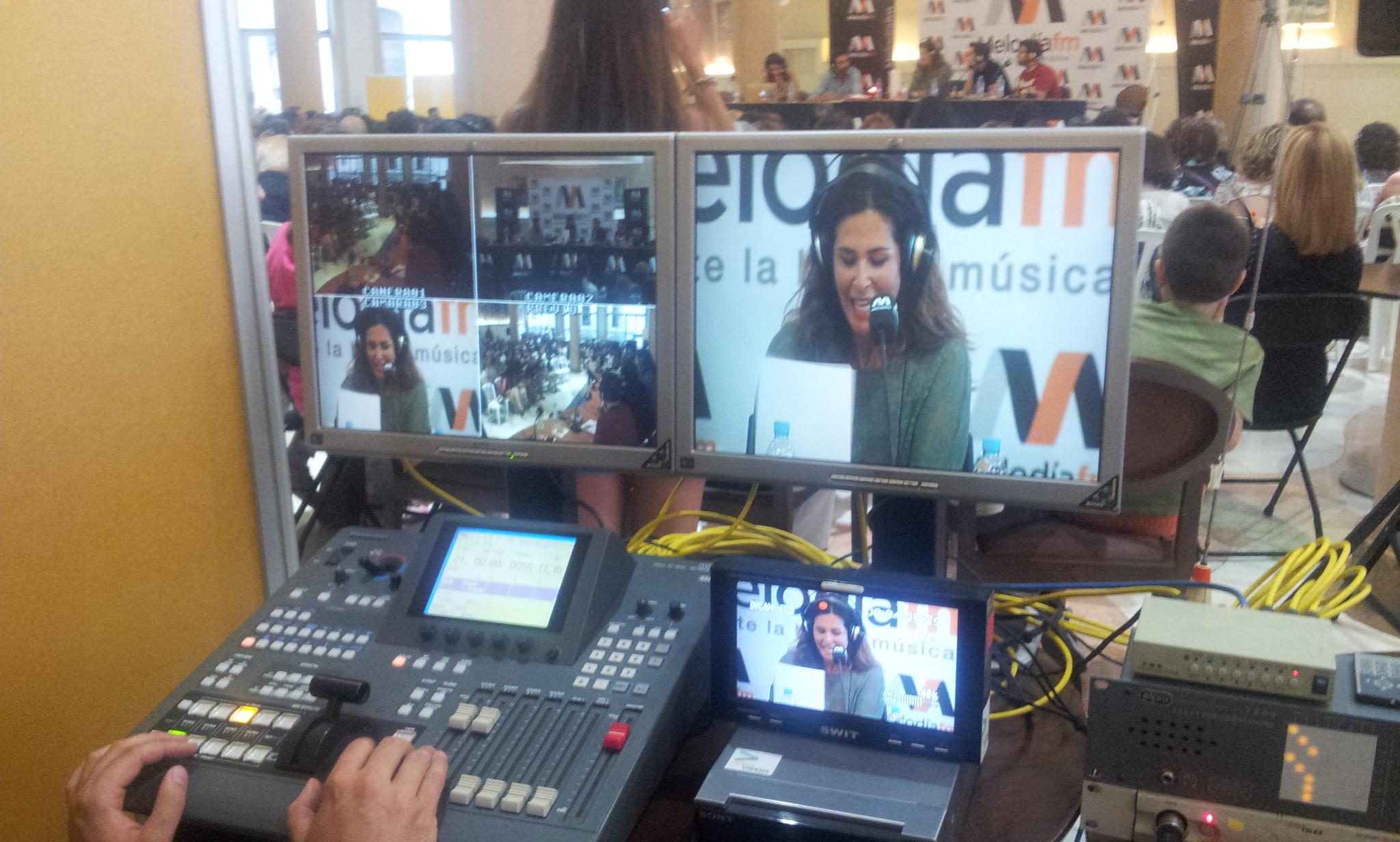 Service Audiovisual Lo mejor que te puede pasar | HV Producciones