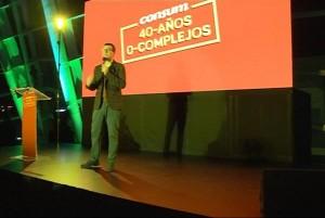 HV Producciones   Realización Audiovisual Evento Consum 40 Aniversario
